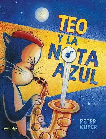 Teo y la nota azul