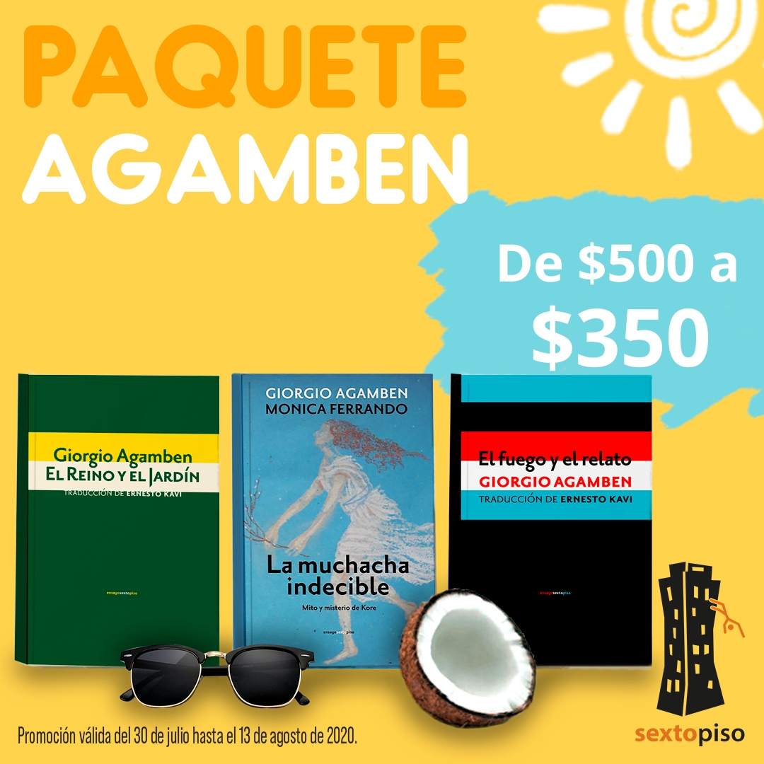 Paquete Agamben