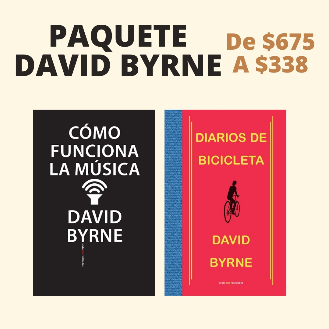 Paquete David Byrne